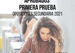 Aprobados-primera-prueba-Secundaria-Cantabria-2021 Bases y convocatoria docentes 2020 Cantabria