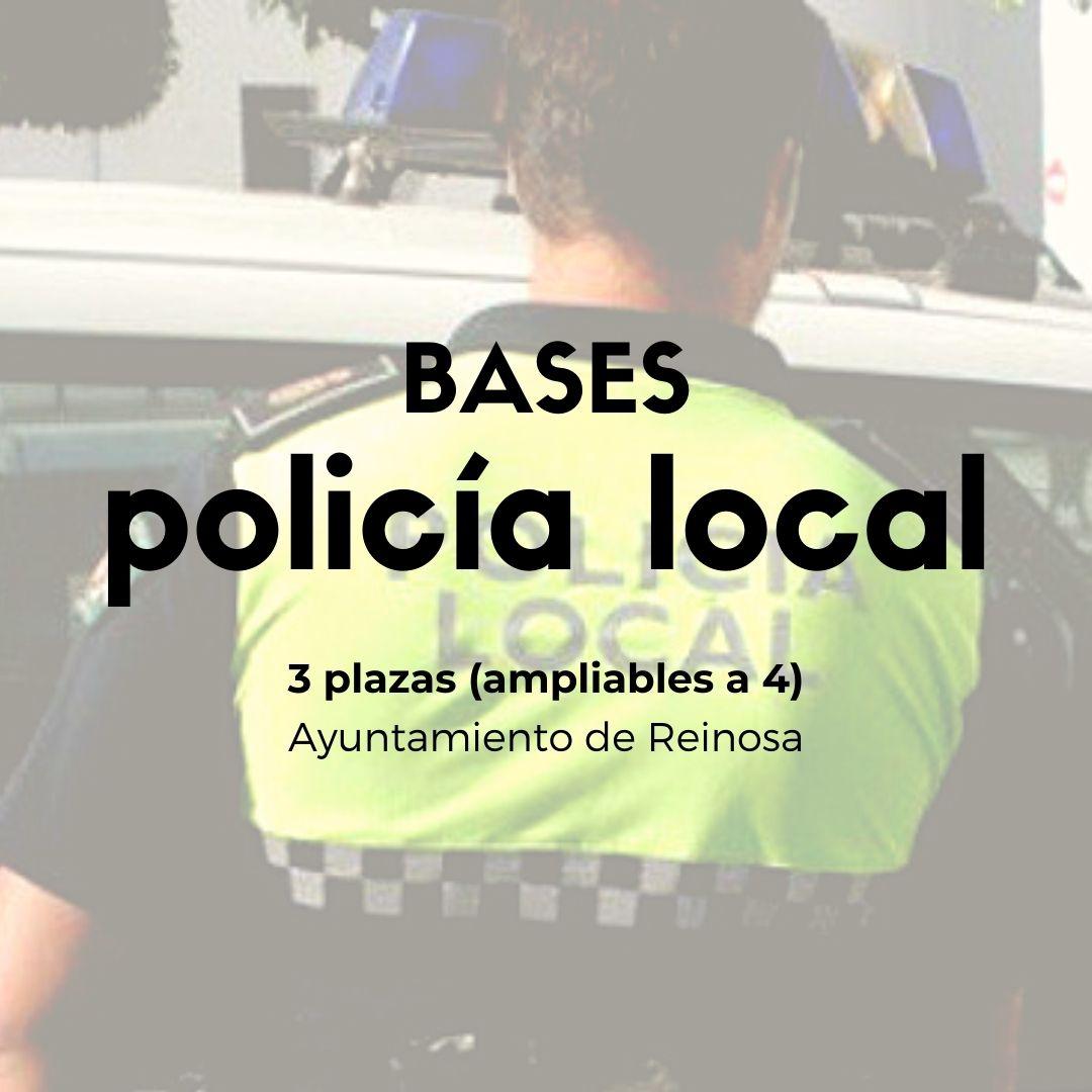 Bases-oposicion-policia-local-Reinosa-Cantabria Bases oposicion policia local Reinosa Cantabria