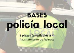 Bases-oposicion-policia-local-Reinosa-Cantabria Fecha reconocimiento medico oposicion policia local Ayuntamiento Santander