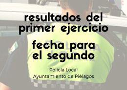 Cantabria-oposiciones-policia-local-resultados-del-primer-examen-y-fecha-del-segundo-Pielagos Fecha reconocimiento medico oposicion policia local Ayuntamiento Santander