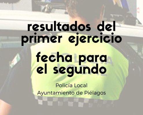 Cantabria oposiciones policia local resultados del primer examen y fecha del segundo Pielagos