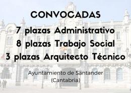 Convocada-oposicion-administrativo-Santander Academia oposiciones administrativo Cantabria