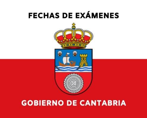 Oposiciones del Gobierno de Cantabria 2021 examenes en septiembre