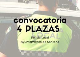 Convocatoria-oposiciones-policia-local-Cantabria Oposición Policia Local Santander