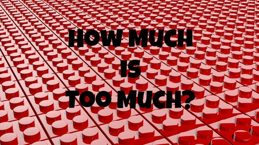 how much lego, too much lego, why boys love lego, is lego a good toy