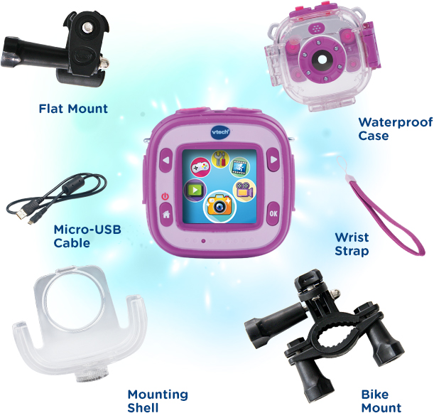 kids vetch kid zoom camera