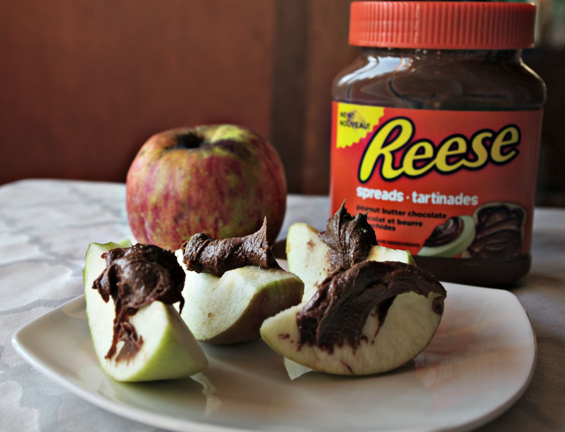 after school snacks, reese with apples, how to use apples