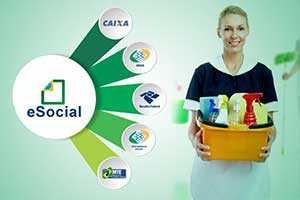 E-Social para empregados domésticos