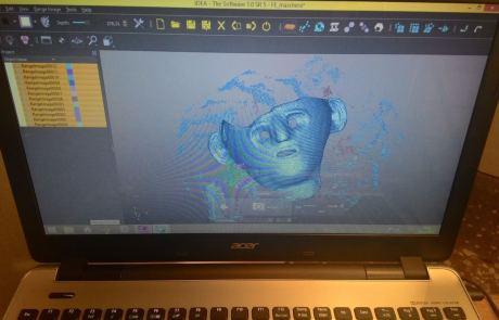 3D ArcheoLab maschera punica
