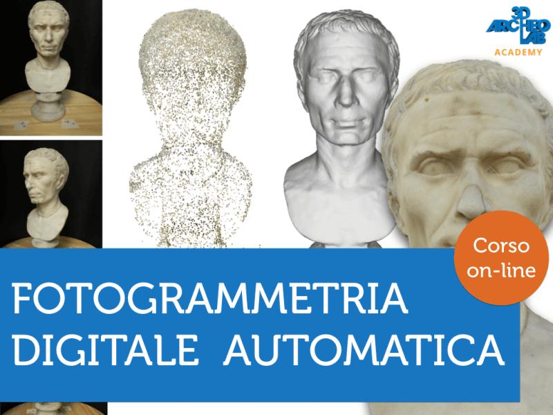corso di fotogrammetria on-line