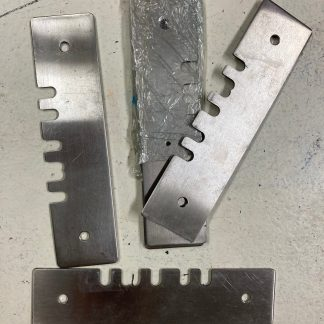 Extruder plate
