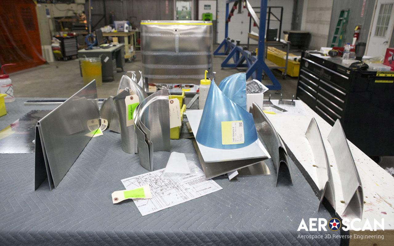 Aircraft Fabrication