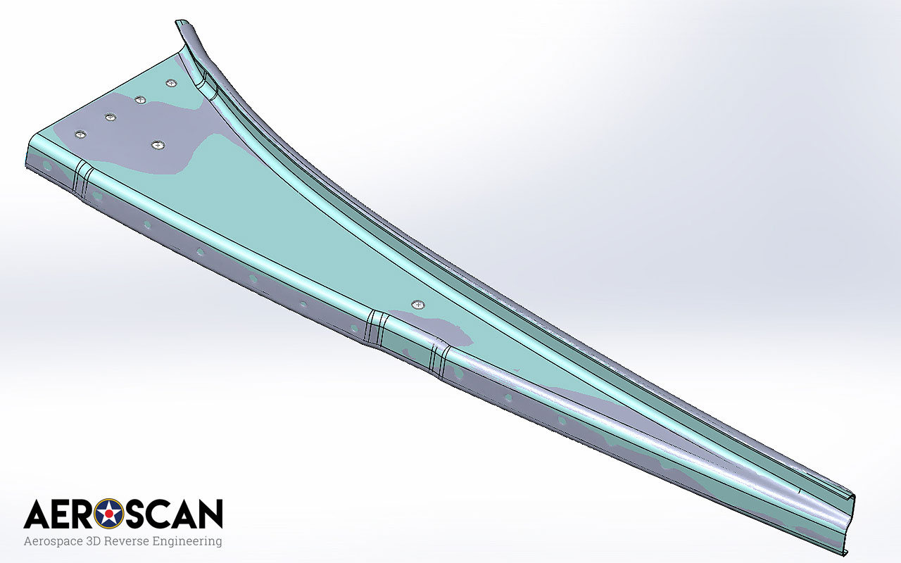 Reverse Engineering With 3d Scanning For Aviation