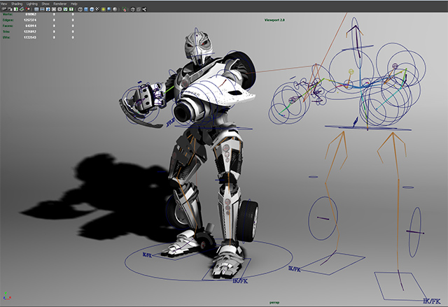 robot-setup-Digilie-Studio