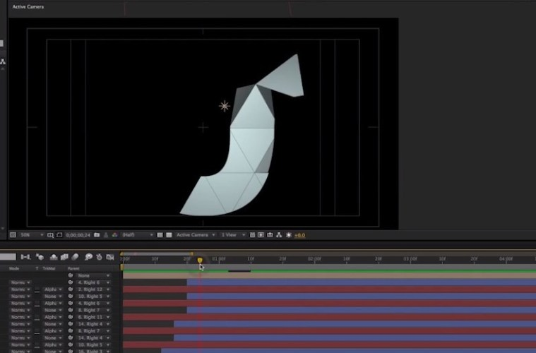 Motion Graphic in After Effects Tutorial