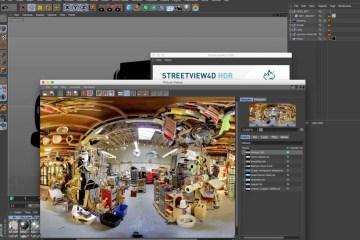 Plugin-StreetView4D
