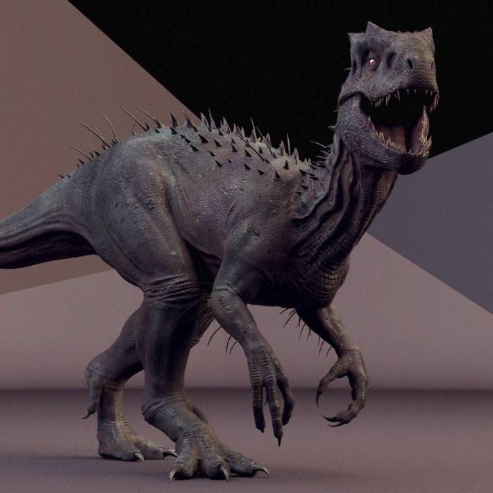 3d-free-model-Indominus-Rex