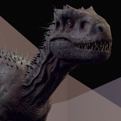 Indominus-Rex-3d-model-free