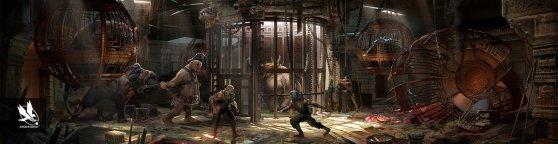 Mortal Kombat 11 Concept Art