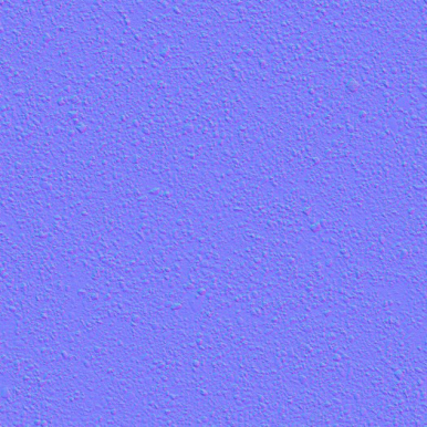 Texture Maps Free to use for Game Development and 3D Renders_Gravel_1x1_Seamless_Normal_Preview