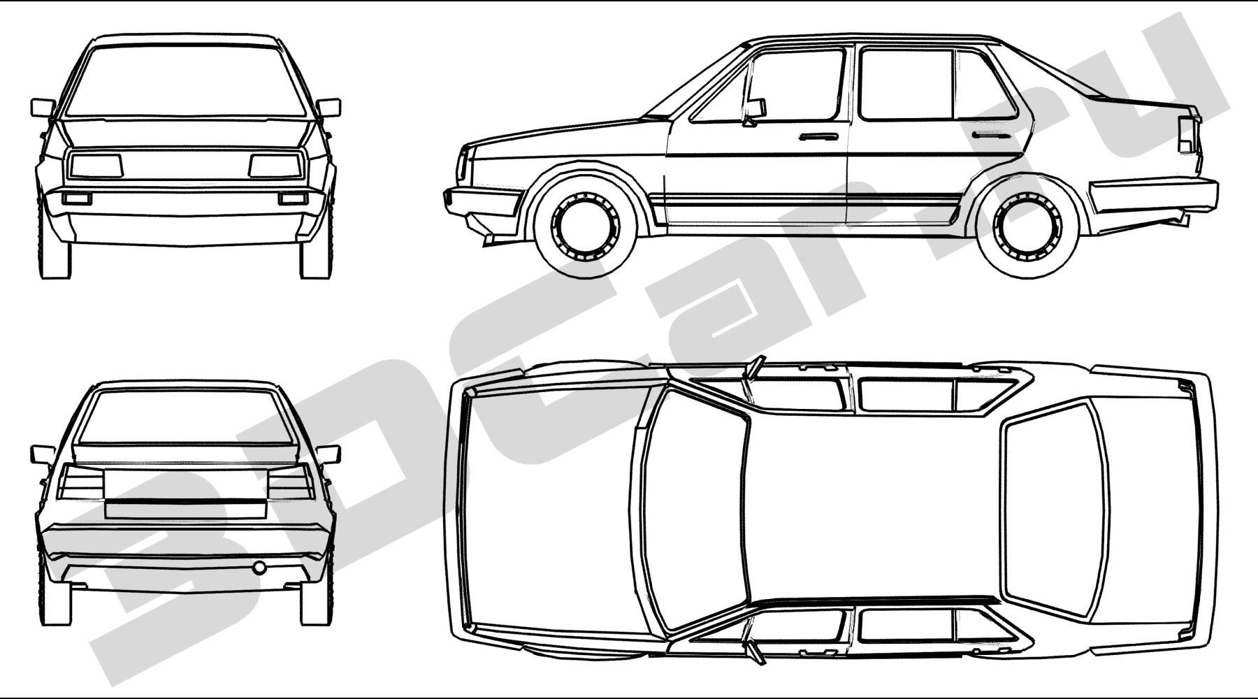 Vendo Interior Ford Capri Mk3