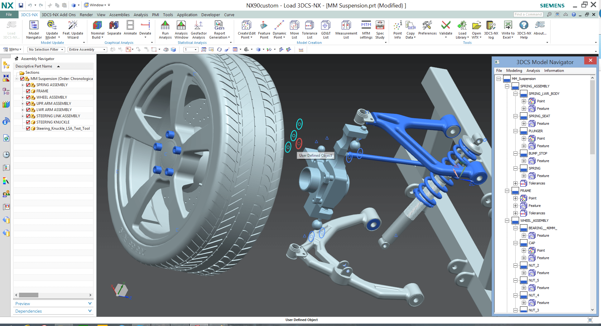 Siemens Nx Integrated Toleranceysis