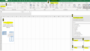 Pivot Table Blank Slate