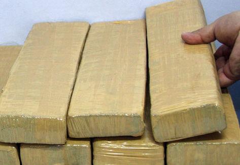 Segundo a polícia, Kézia ficaria hospedada em um hotel, onde uma pessoa pegaria as drogas e entregaria o valor negociado pelo transporte (Divulgação)