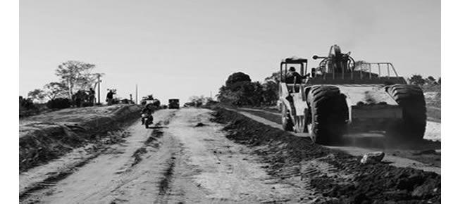 A construção de estradas de rodagem no Acre era considerada por seus administradores, os prefeitos dos Departamentos,