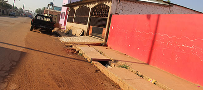 RUA 12 DE OUTUBRO - FOTO - ALEMÃO MONTEIRO