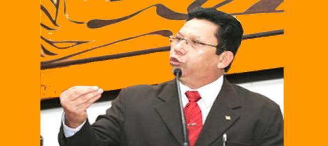 Deputado estadual Edvaldo Souza (PSDC)/Foto: Assessoria Aleac