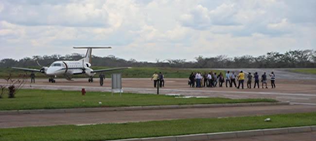 Aeroporto de Rio Branco.