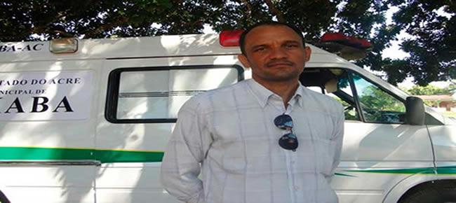 A ambulância foi doada pelo governo