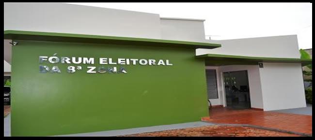 O Juiz Eleitoral da 8ª Zona decidiu pela cassação