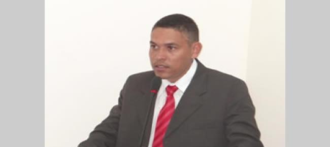 Vereador Jerry Correia (PT)