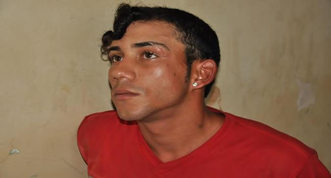 Orleison Ferreira da Silva 26 anos