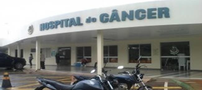 Cinco mil pacientes são atendidos pelo Hospital do Câncer de Rio Branco - cerca de 300 ao dia (Foto: Cássia Veras/Sesacre)