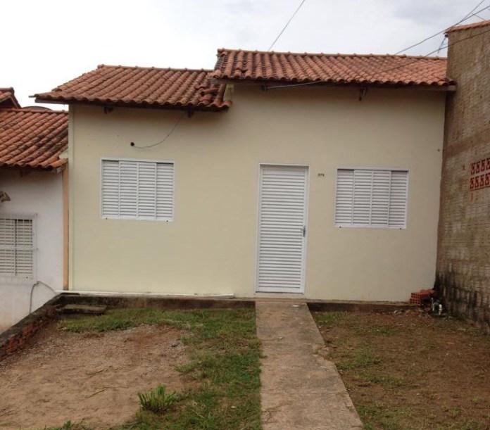 Além do aluguel ilegal do imóveis, o residencial conta com várias casas vazias/Foto: Arquivo Pessoal