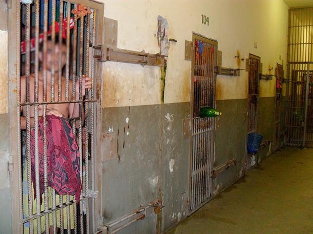 Justiça proibiu entrada de novos presos nas unidades (Foto: Agência TJAC)