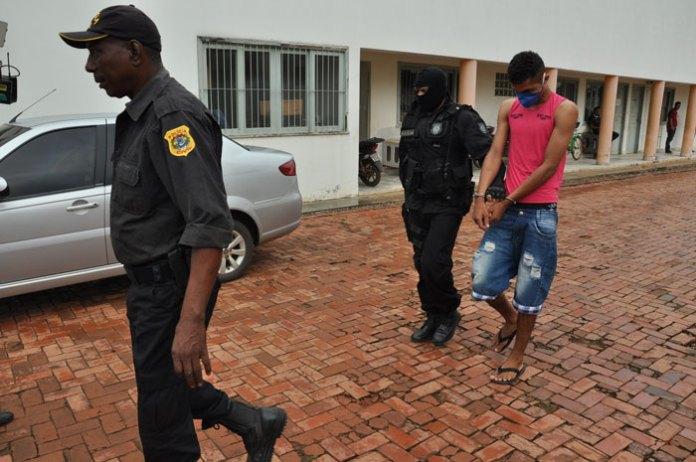 Diemeson estava em liberdade condicional e estaria com suspeitas de ter contraído tuberculose/Foto: Selmo
