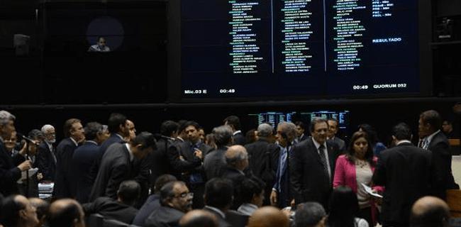 Plenário do Congresso Nacional segue apreciando os vetos contantes na pauta