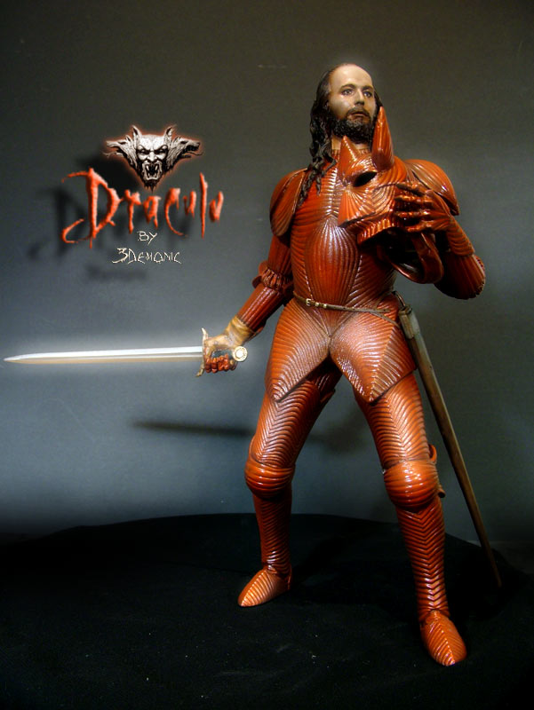 Armadura de Dracula
