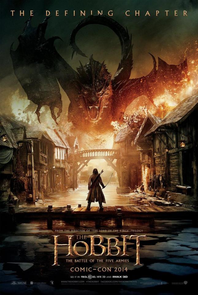 Hobbit Die Schlacht Der Fünf Heere 3d