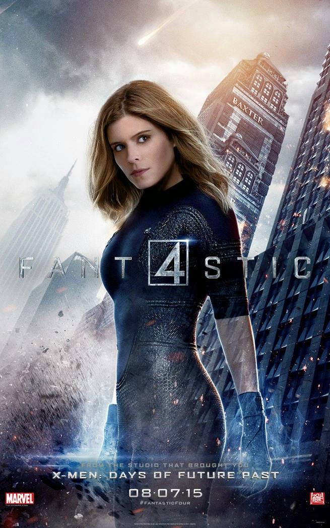Fantastic Four Teile