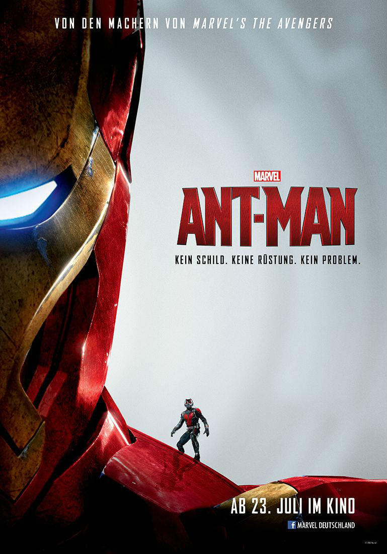 Ant-Man-3D-Deutsches-Poster-extra-gross-11-Iron-Man