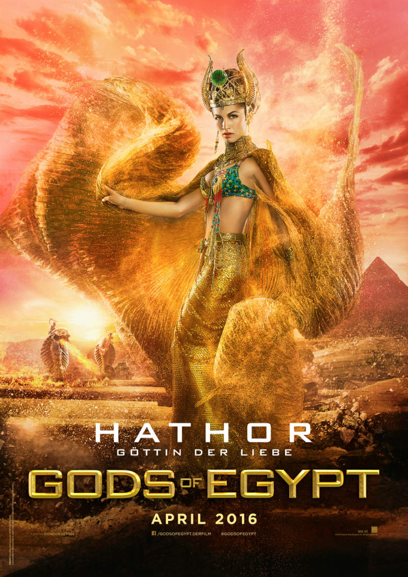 Gods-of-Eagypt-3D-Charakterposter-deutsch-2-hathor