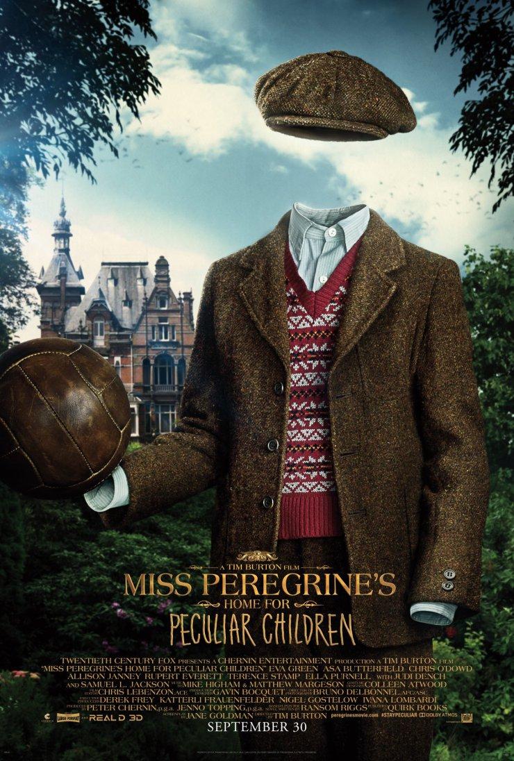 Die-Insel-der-besonderen-Kinder-3D-Charakterposter-Miss-Peregrine-Cameron-King