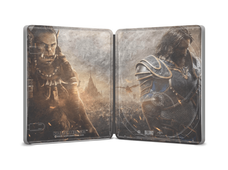 Warcraft-The-Beginning-3D-Steelbook-Foto-2