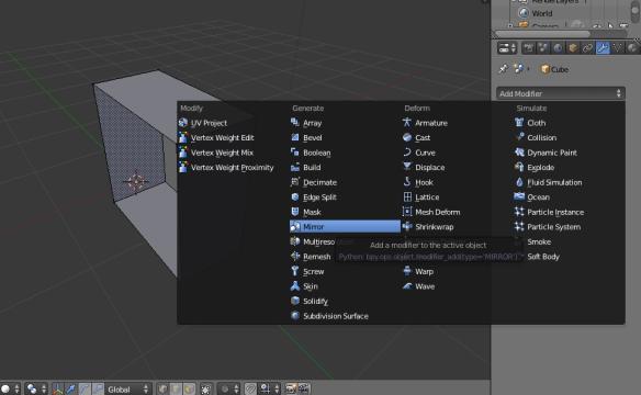 blender-mirror-modifier-tool