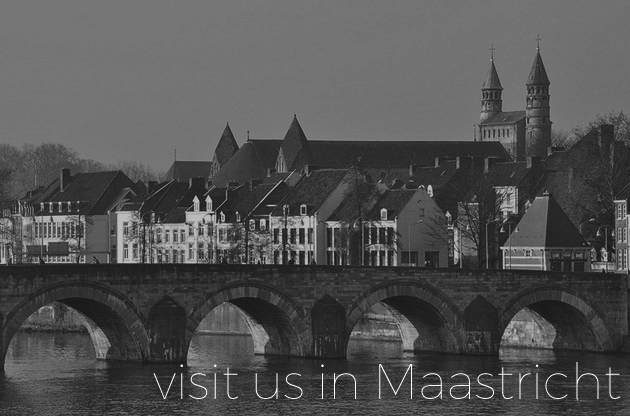 City of Maastricht, in the south-east of the Netherlands. One hour drive from Brussels.
